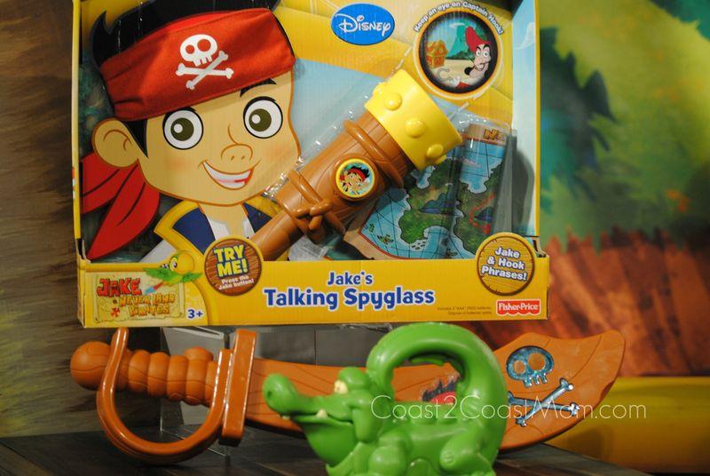 Jakes Talking Spyglass
