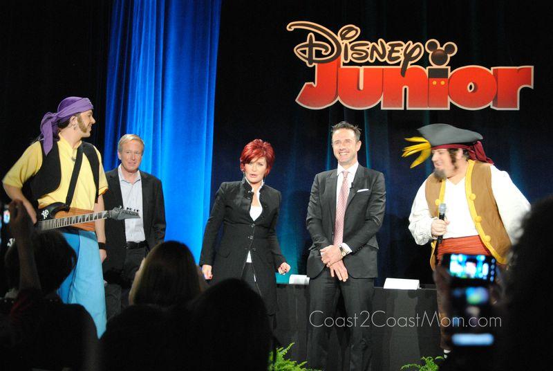 Disney Junior - Jake and the Neverland Pirates