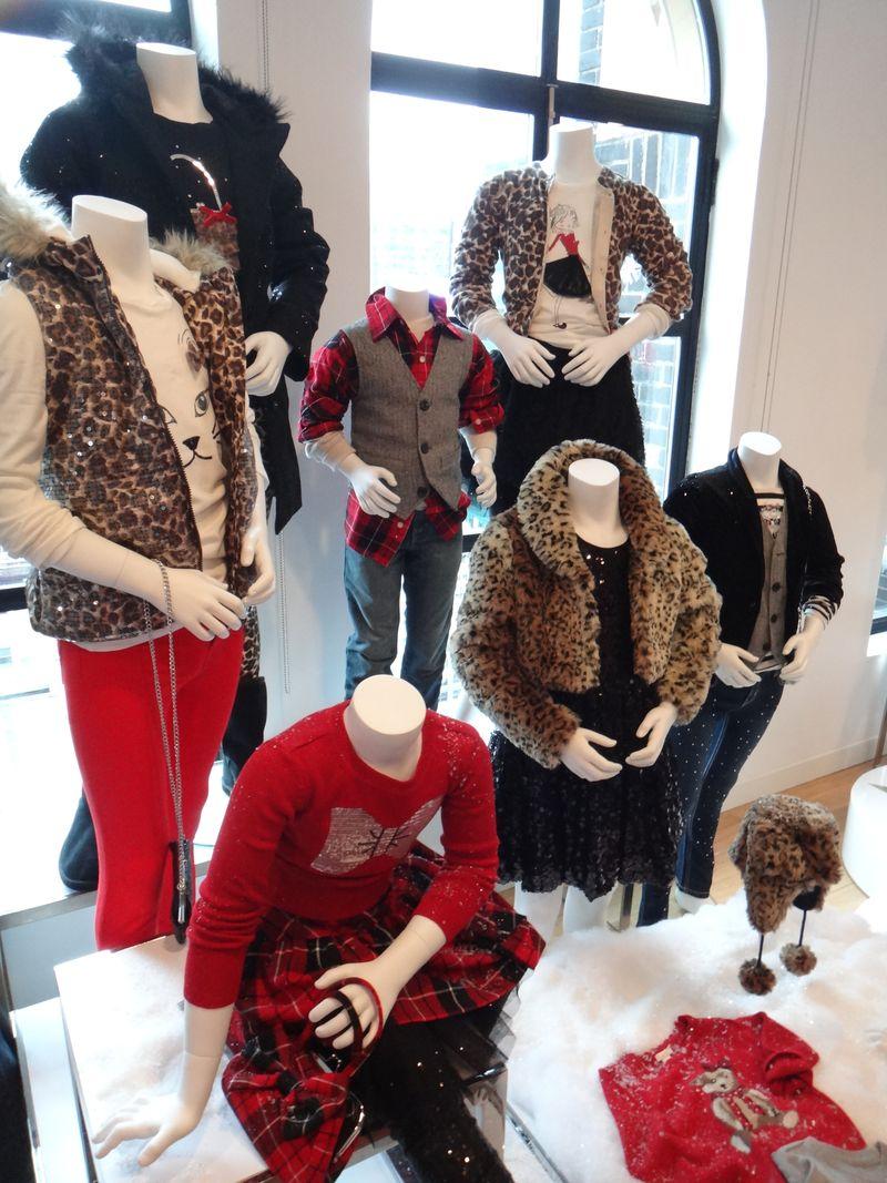 Winter Kids clothes